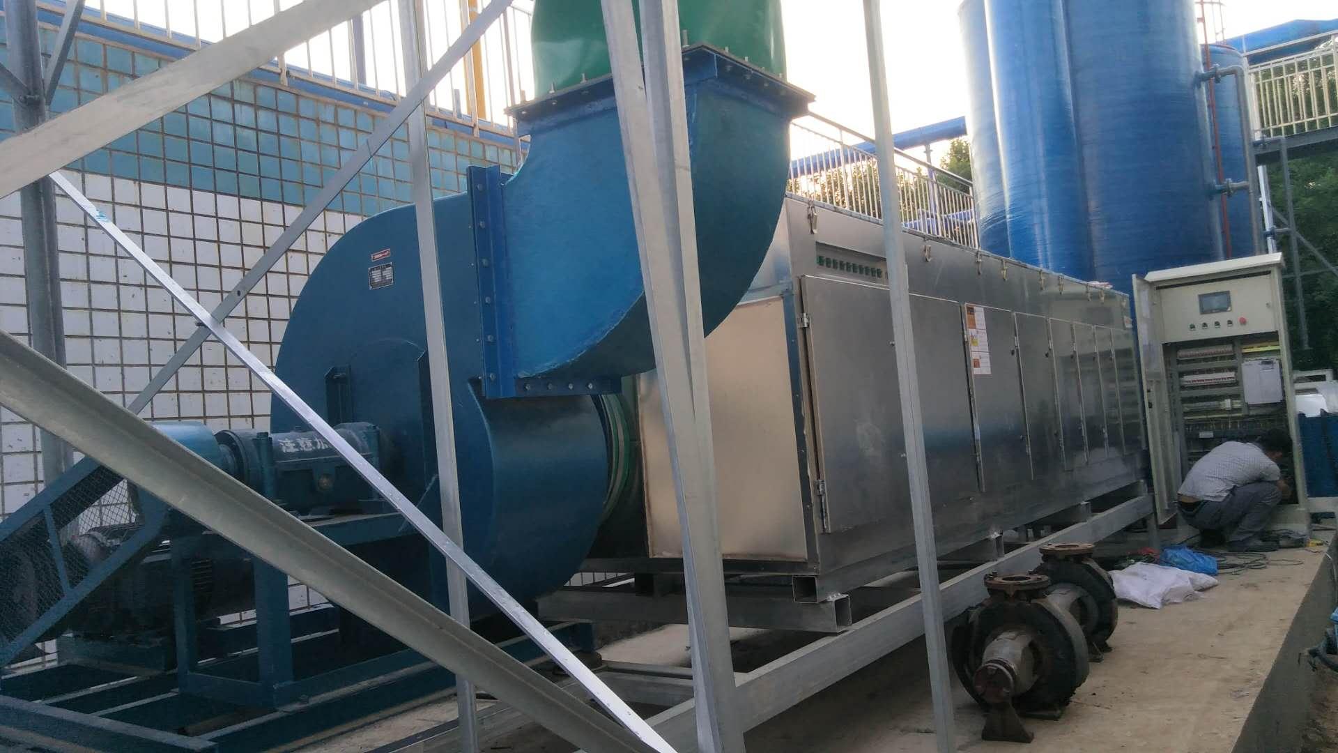 污水厂除臭火狐体育APP下载厂家装置方案污水池除臭系统